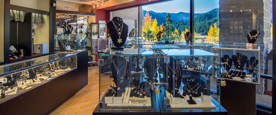 About double diamond jewelry our jewelry store olympic for Lake tahoe jewelry stores
